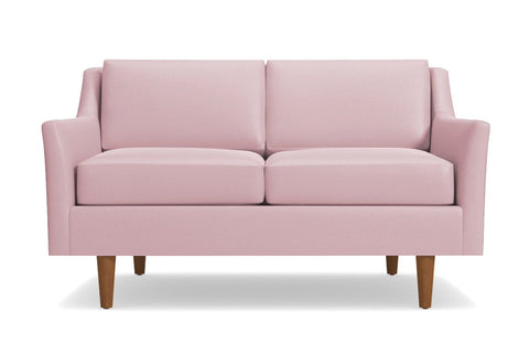 Sutton Apartment Size Sofa :: Leg Finish: Pecan / Size: Apartment Size - 68.5