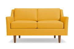 "Sutton Loveseat :: Leg Finish: Pecan / Size: Loveseat - 56.5""w"