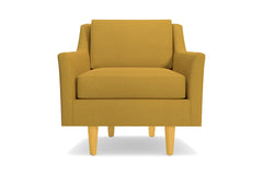 Sutton Chair :: Leg Finish: Natural