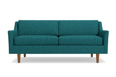 Sutton Sofa :: Leg Finish: Pecan
