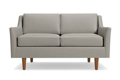 "Sutton Apartment Size Sofa :: Leg Finish: Pecan / Size: Apartment Size - 68.5""w"