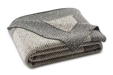 Leeds Knit Throw