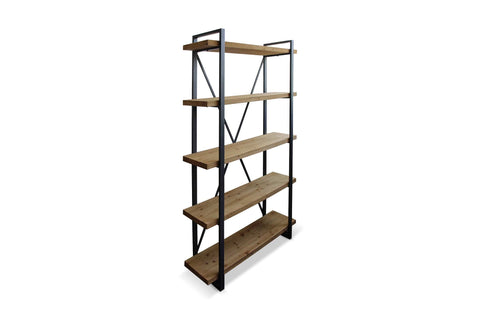 Tustin 5 Shelf Bookcase