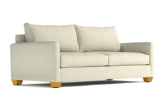 Tuxedo Sofa :: Leg Finish: Natural