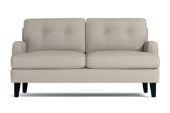 "Virgil Apartment Size Sofa :: Leg Finish: Espresso / Size: Apartment Size - 68""w"