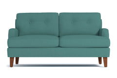 "Virgil Loveseat :: Leg Finish: Pecan / Size: Loveseat - 58""w"