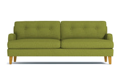 Virgil Sofa :: Leg Finish: Natural