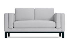 Walton Apartment Size Sofa :: Leg Finish: Espresso