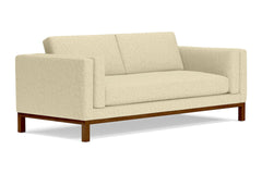 Walton Sofa :: Leg Finish: Pecan