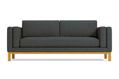 Walton Sofa :: Leg Finish: Natural