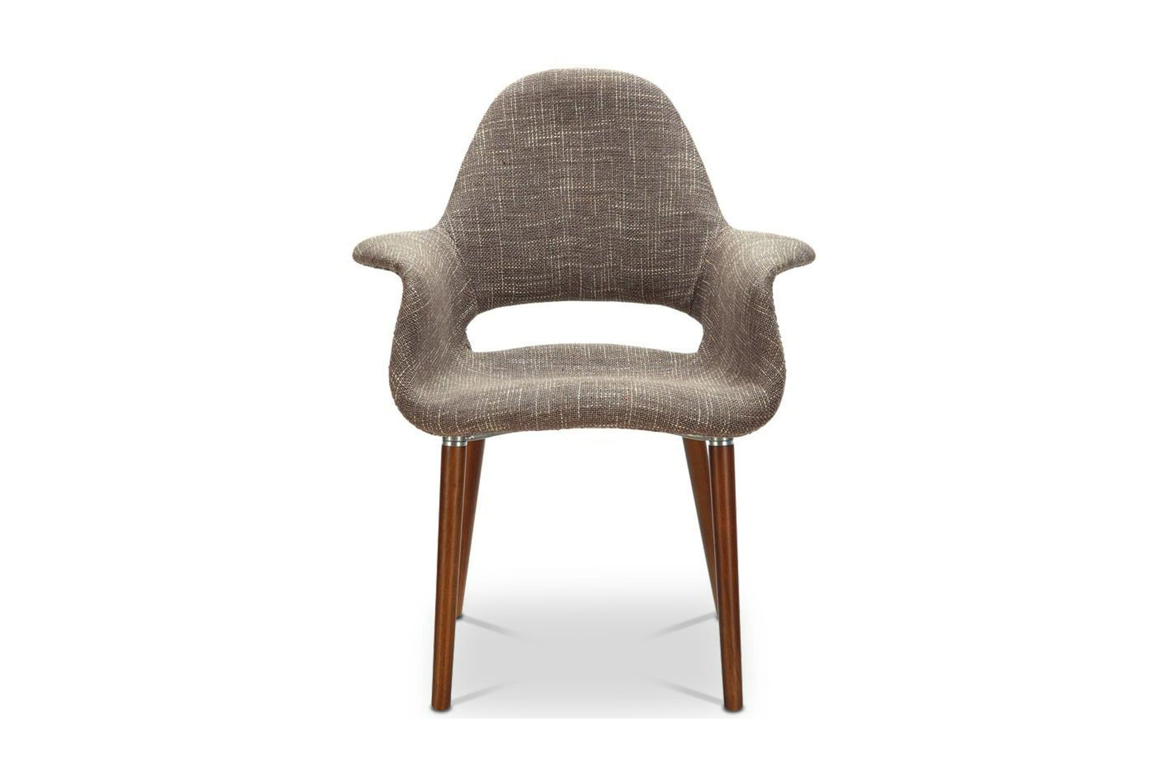 Adams Hill Arm Chair - Grey - Accent Chair - Furniture sold by Apt2B