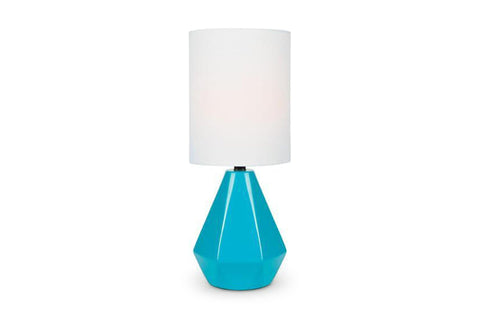 Avedon Mini Table Lamp TURQUOISE