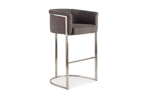 Clarissa Bar Stool DESERT GREY