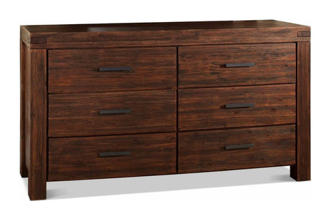 Clifton 6 Drawer Dresser