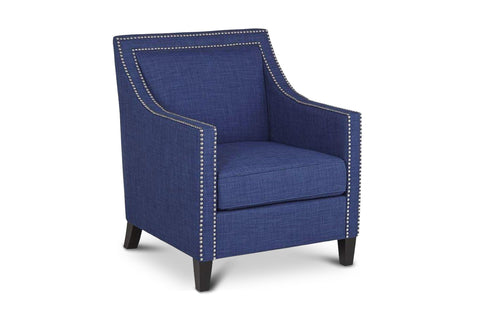 Elsinore Accent Chair ROYAL BLUE - Apt2B - 1