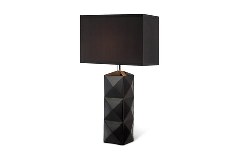 Glenn Table Lamp BLACK - Apt2B