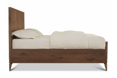Glenoaks Bed WALNUT