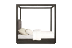 Hollyridge Canopy Bed BASALT GREY