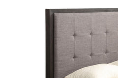 Hollyridge Platform Bed BASALT GREY