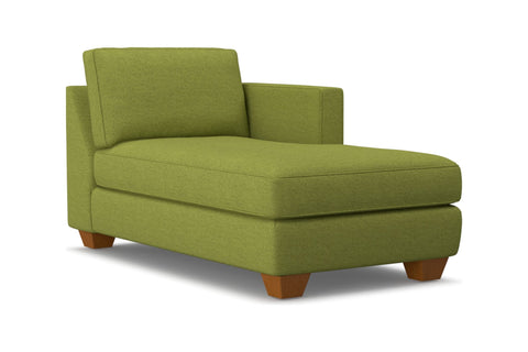 Catalina Right Arm Chaise :: Leg Finish: Pecan / Configuration: RAF - Chaise on the Right
