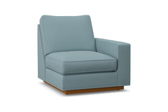 Harper Right Arm Chair :: Leg Finish: Pecan / Configuration: RAF - Chaise on the Right