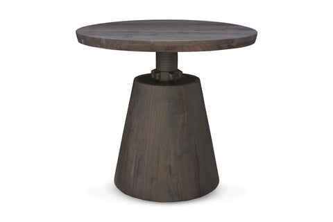 Levett Adjustable Bistro Table