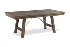 Mariposa Extendable Dining Table WALNUT - Apt2B - 1