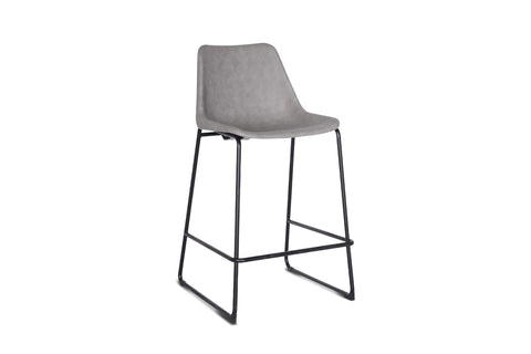 Maverick Counter Stool - MIST GREY