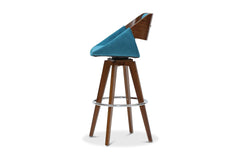 Mirabell Bar Stool SANTORINI TEAL
