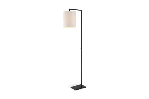 Naomi Floor Lamp BLACK