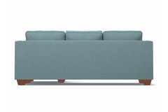 Catalina Reversible Chaise Sofa :: Leg Finish: Pecan