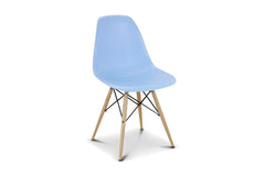 Rinaldi Side Chair LIGHT BLUE - Apt2B