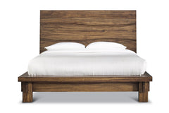 Santa Barbara Platform Bed NATURAL