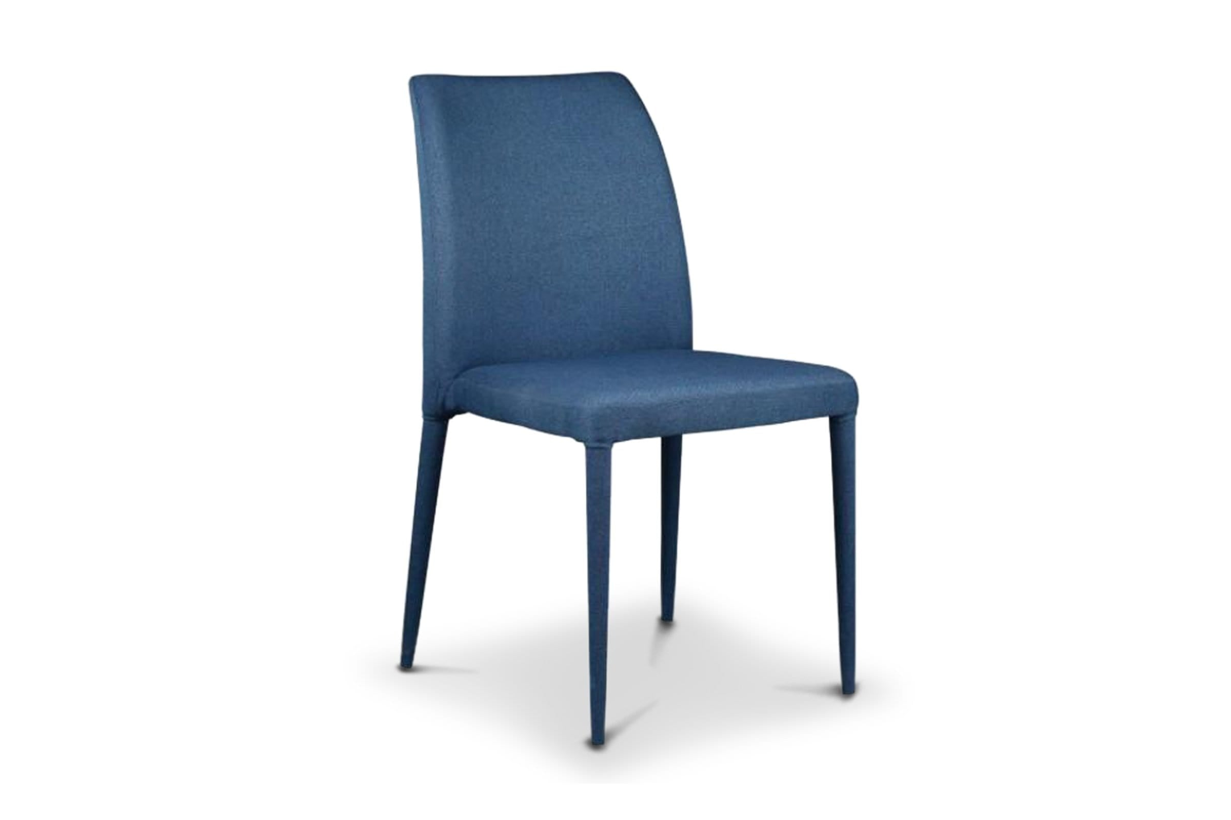 Stephan Side Chair BLUE - SET OF 2