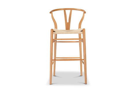 Sylmar Bar Chair NATURAL/NATURAL