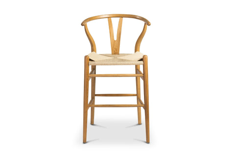 Sylmar Counter Chair NATURAL/NATURAL