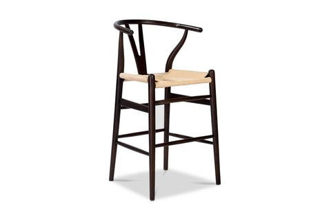 Sylmar Counter Chair WALNUT/NATURAL
