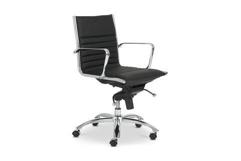 Tampa Office Chair BLACK - Apt2B - 1