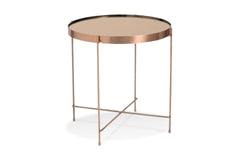 Valentine Side Table COPPER - Apt2B - 1