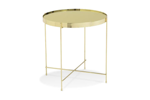 Valentine Side Table GOLD - Apt2B - 1
