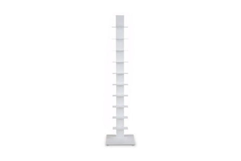 Zephyr Bookcase WHITE