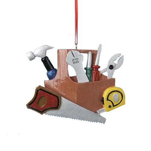 Kurt Adler Handyman Ornament For Personalization, A0383