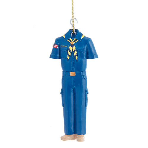Kurt Adler Cub Scouts Uniform Ornament, BS2171C