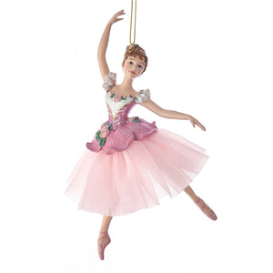 Nutcracker Suite Waltz Of Flowers Ballerina Ornament, C7655