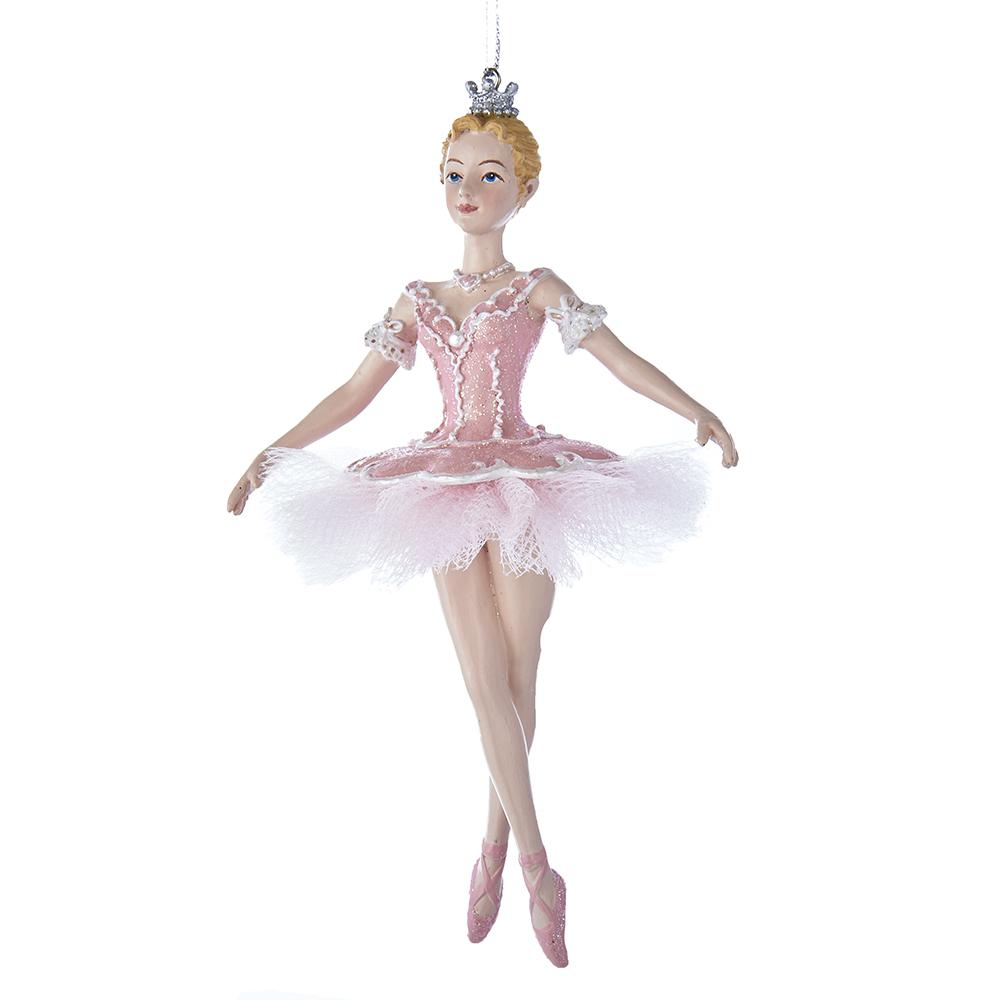 Kurt Adler Sleeping Beauty Ballerina Ornament, E0314