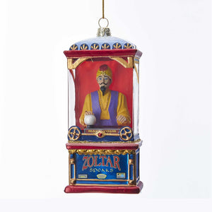 Kurt Adler Zoltar Glass Ornament, FZ4181