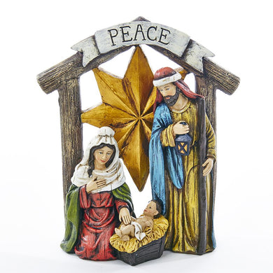 Kurt Adler Holy Family Table Piece, J7343