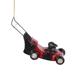 Noble Gems™ lawnmower ornament