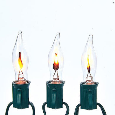 Kurt Adler Flicker Flame Light Set, UL0702