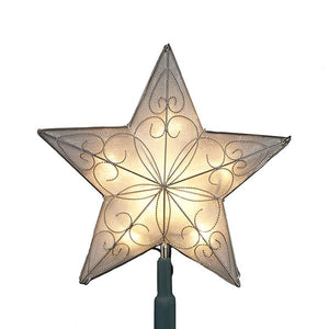 Kurt Adler Star Lighted Treetop, UL1857